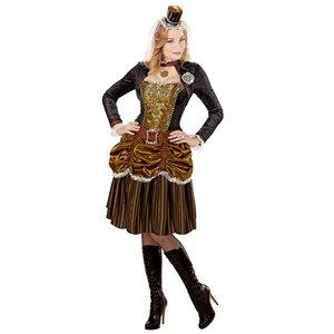 Steampunk Lady Adeline
