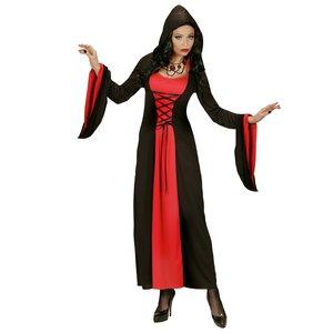 Lady vampire gothique