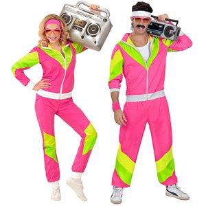 Anni 80 - Abbigliamento sportivo neon