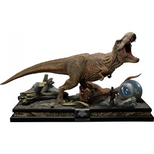 Jurassic World: T-Rex & Carnotaurus 1/15 - Deluxe Version