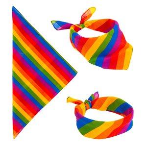 Hippie - Regenbogen