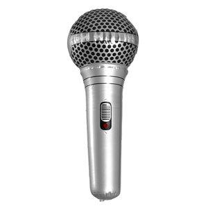 70er Jahre - Mikrofon aublasbar