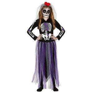 Journée des morts - Dia des los Muertos Squelette mariée