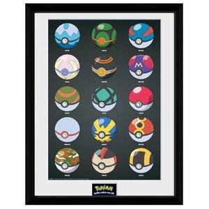 Pokémon: Pokeballs