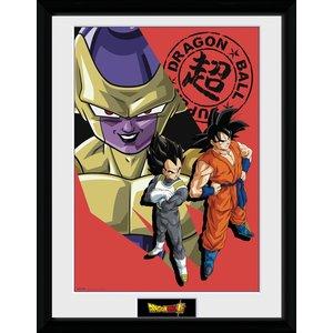 Dragon Ball Super: Resurrection Group