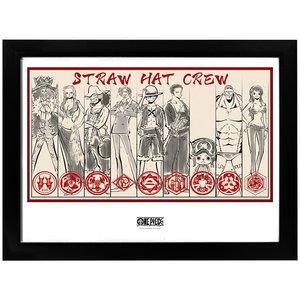 One Piece: Straw Hat Crew