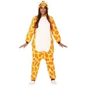 Giraffa accogliente