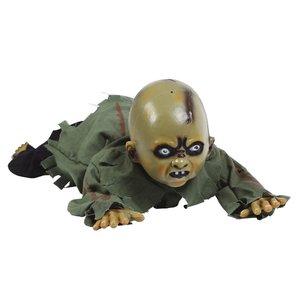 Animatronics - Kriechendes Zombie-Baby