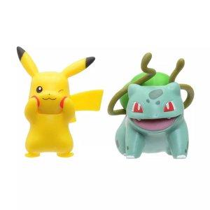 Pokémon: Pikachu & Bulbizzare - Battle Ready