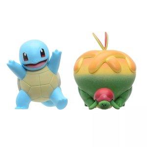 Pokémon: Carapuce & Dratatin - Battle Ready