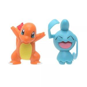 Pokémon: Salamèche & Okéoké - Battle Ready