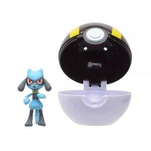 Pokémon: Riolu & Hyperball - Clip 'n' Go