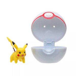 Pokémon: Pikachu & Honor Ball - Clip 'n' Go