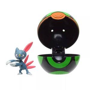 Pokémon: Farfuret & Sombre Ball - Clip 'n' Go