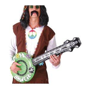 Flower Power: Aufblasbares Banjo