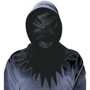 Kapuze mit unsichtbarem Gesicht