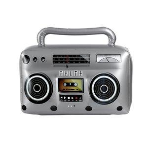 Ghettoblaster - Radio gonflable