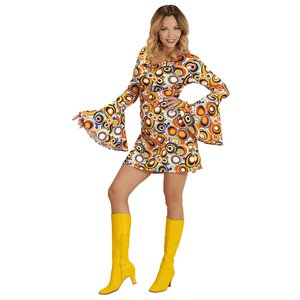 Années 70 - Bubbles Dress