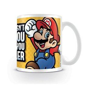Super Mario: Makes You Smaller