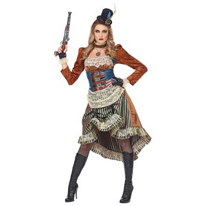 Steampunk Lady Eudora