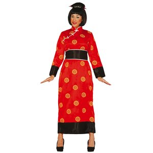 Dame chinoise
