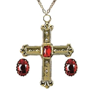 Cardinal - Pape (3 Pièces)