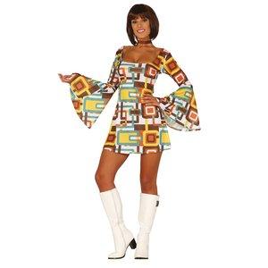 Années 70 - Groovy Disco Dress