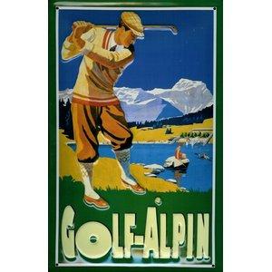Golf-alpin