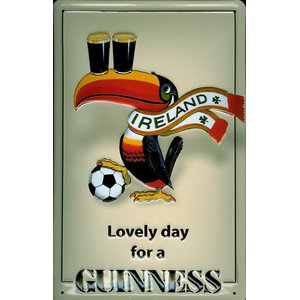 Guinness: Irish Scarf