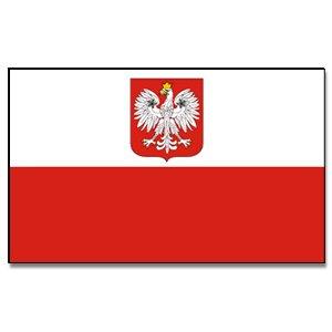 Polen mit Adler