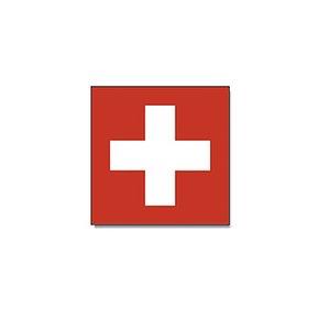 Suisse - Premier août (120 x 120 cm)