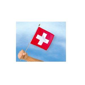 Stockfahne Schweiz
