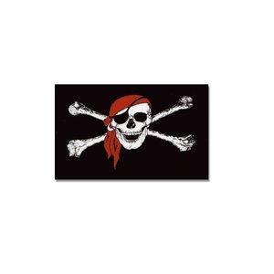 Pirat - mit Kopftuch