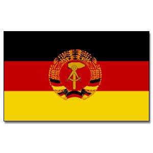 Ddr - Historische Fahne
