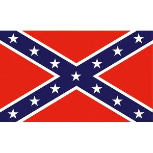 Südstaaten - Historische Fahne