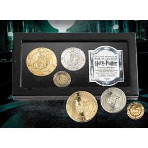 Harry Potter: Münzen Gringotts Bank (3er Set)