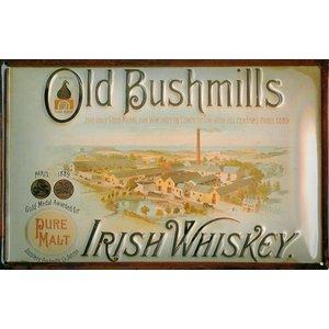 Old Bushmills Irish Whiskey