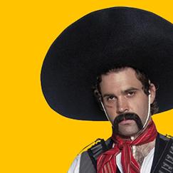 Cowboy & Sombrero